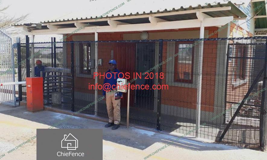 Проект для южной Африки