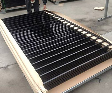 Steel Fence Panel Package