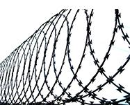 Flat Wrap Razor Wire